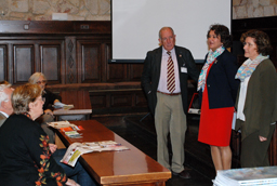 El rector asiste a la entrega de la I Edición de Premios por la Igualdad de la Unidad de Igualdad de la Universidad de Salamanca