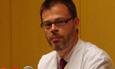 Enrique de Álava, investigador del Centro de Investigación del Cáncer