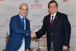 La Universidad de Salamanca participa en Zamora en el desarrollo de un proyecto de I+D en el ámbito de la energía