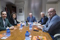 La Universidad de Salamanca potencia su presencia en Brasil a través de varios acuerdos con la Universidad de São Paulo