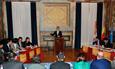 El rector solicita a la Junta de Castilla y León el incremento del presupuesto para las universidades públicas hasta alcanzar el 1,4% del PIB en 2018