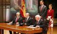 La Universidad de Salamanca y la universidad brasileña del Valle de Sinos suscriben un acuerdo de movilidad para docentes