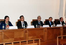 El Colegio Mayor San Bartolomé celebra el taller sobre competencias profesionales 'Preséntate a la Empresa'