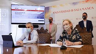 La Universidad de Salamanca presenta el proyecto STYLUS para la mejora del uso del español