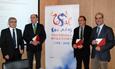 El vicerrector de Investigación y Transferencia inaugura el IV Encuentro de Jóvenes Investigadores de la Red Temática de Investigación Cooperativa en Cáncer en la Universidad de Salamanca