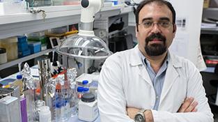 Manuel Fuentes, científico salmantino