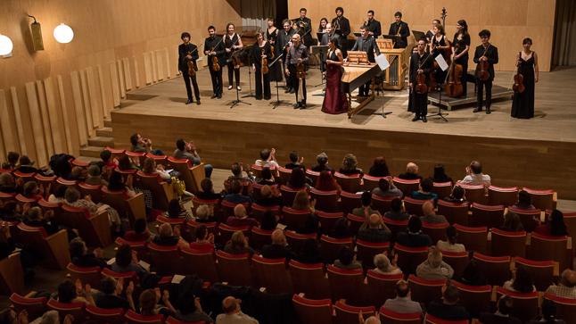 Orquesta Barroca de la Universidad de Salamanca