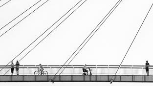 'Tarde de domingo', imagen de Juan Manuel Maroto Romo para el XIII Concurso de Fotografía del INICO
