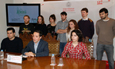 S.M. la reina entrega en la Universidad de Salamanca el XX Premio Reina Sofía de Poesía Iberoamericana