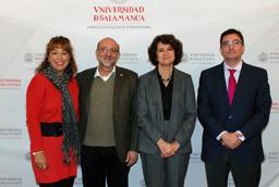 María Victoria Atencia participa en la jornada de estudio con motivo del XXIII Premio Reina Sofía de Poesía Iberoamericana