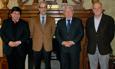 La Universidad de Salamanca y la empresa INIBSA suscriben un convenio de colaboración