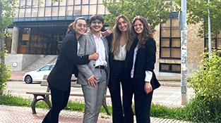 Vencedores del IV Foro de Debate Estudiantil sobre igualdad