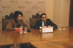 Román Álvarez impulsa las relaciones académicas de la Universidad de Salamanca con Australia y Nueva Zelanda