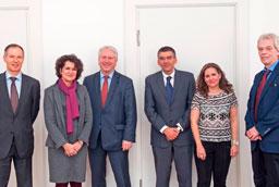 La empresa AIRHE se adhiere al Parque Científico de la Universidad de Salamanca y se suma al espacio Coworking PCUSAL