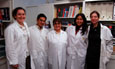 El grupo de investigación dirigido por Raquel Rodríguez