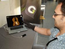 Visita de la Universidad de Auckland y de la Fundación Vista Linda (Nueva Zelanda) a la Universidad de Salamanca