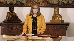 Inmaculada Sánchez Barrios jura su cargo