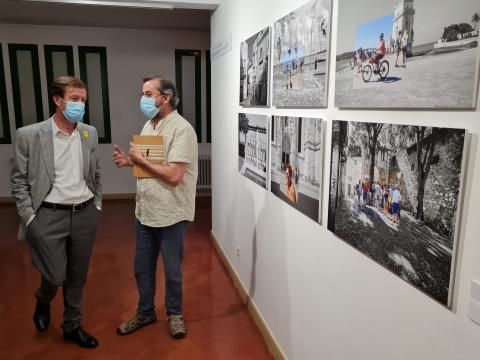 """La Universidad de Salamanca y el Museo de Salamanca muestran un ejemplo de cooperación e inclusión de los territorios a través de la exposición fotográfica """"Transversalidades"""""""