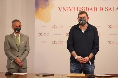 José Manuel Bustos Gisbert, nuevo director del departamento de Traducción y Documentación