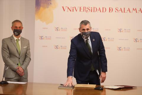 José Manuel Muñoz Rodríguez, nuevo director del departamento de Teoría e Historia de la Educación