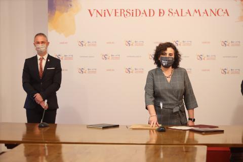 Ana Pérez Cepeda, nueva directora del departamento de Derecho Público General