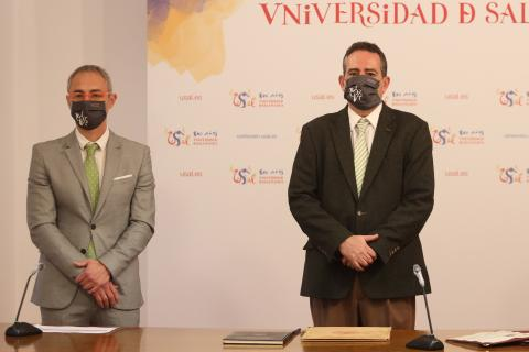 Bienvenido Martín Fraile, nuevo director del Centro Museo Pedagógico