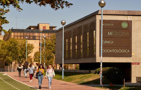 Facultad de odontología (Campus Unamuno)