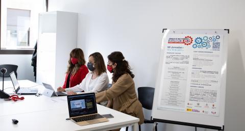 """""""VII Jornadas de Investigadoras de Castilla y León"""