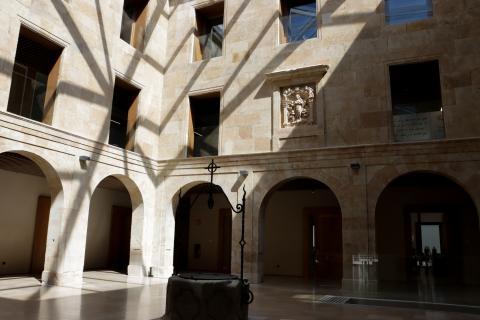 La Universidad de Salamanca inaugura la nueva sede de Cursos Internacionales