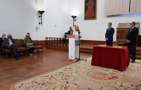La Universidad de Salamanca custodiará documentación original concerniente a la negociación de la entrada de España en la CEE