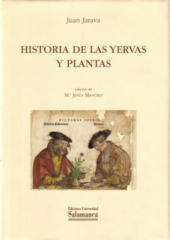 Historia de las yerbas y plantas