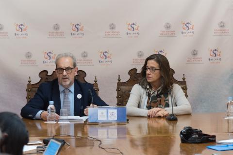 Publicado en el portal de transparencia el Informe Final de Gestión del rector Ruipérez