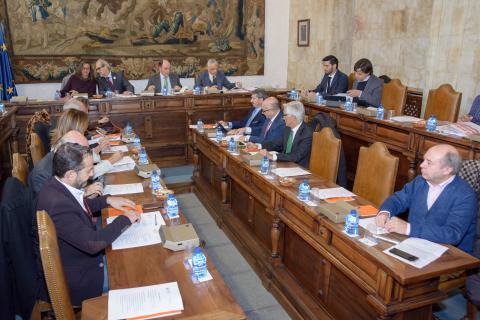 El Consejo Social aprueba las cuentas de la Universidad correspondientes al ejercicio 2016, por primera vez sin salvedades del auditor
