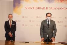 Francisco Javier de Santiago Guervós, nuevo director del departamento de Lengua Española