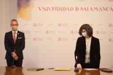 Ana Mª Fraile Marcos, nueva directora del departamento de Filología Inglesa.