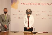 Mª Dolores Merchán Moreno, nueva directora del departamento de Química Física