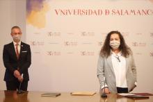 Mª José Vaquero Pinto, nueva directora del departamento de Derecho Privado