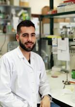 El investigador de la Universidad de Salamanca Alejandro Jiménez Gómez, Premio Fertiberia a la mejor tesis doctoral en temas agrícolas