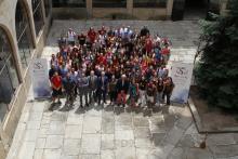 Participantes en el Programa Top España-Banco Santander