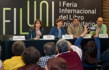 Homenaje a Ignacio Padilla de los creadores mexicanos en la USAL