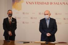 José Luis Pérez Iglesias, nuevo director de la Escuela Politécnica Superior de Zamora