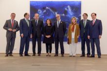 La Universidad de Salamanca ofrece un recorrido inédito por la obra de Barceló de los últimos 17 años